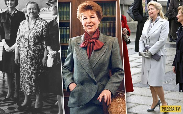Первые леди нашей страны за последние 50 лет