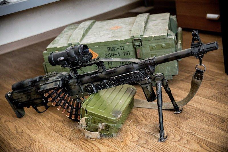 Пулемёт из титана: обновлённый «Печенег» возьмёт конкурентов на прицел