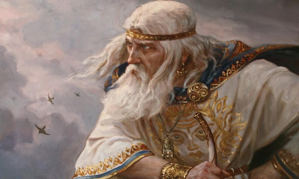 Славянские художники. Андрей Шишкин