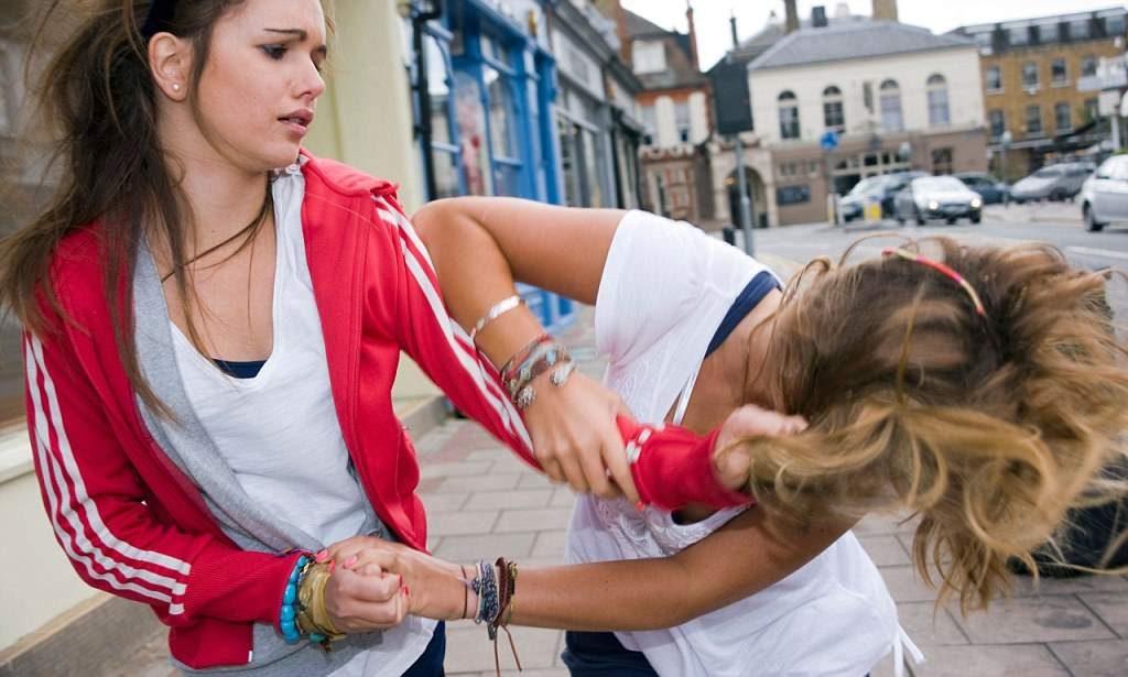Агрессия у подростков