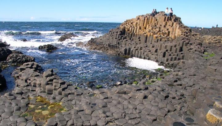 Геологи смоделировали формирование ирландской Тропы Великана