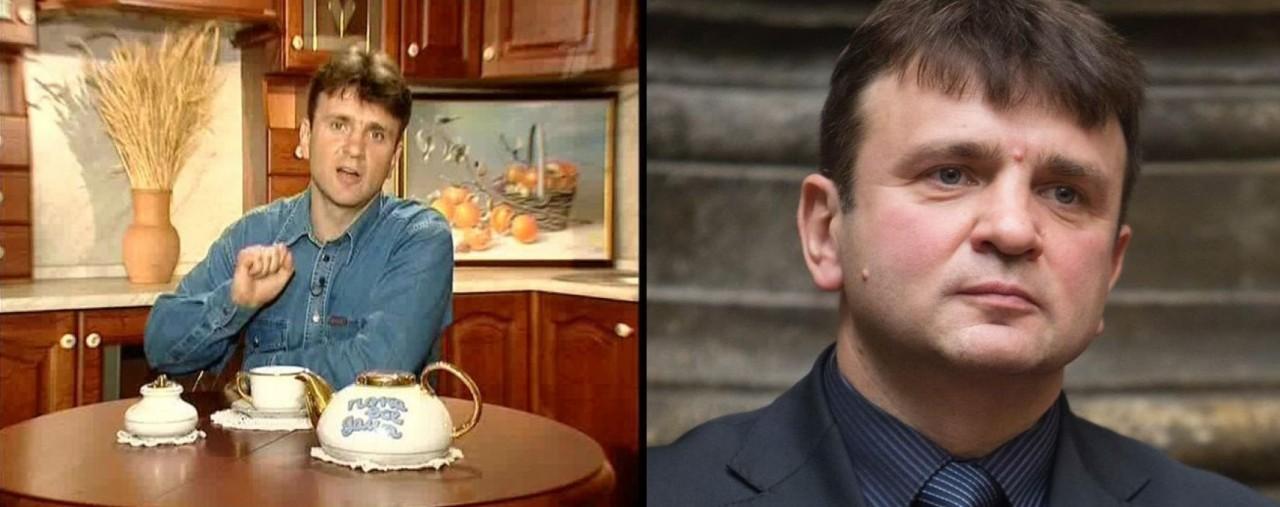 Тимур Кизяков (49 лет) люди, телеведущие, телевизор, тогда и сейчас