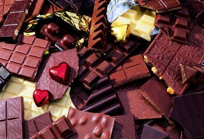 Шоколад, шоколад, шоколад...