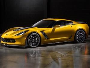 Компания General Motors останавливает поставки Chevrolet Corvette