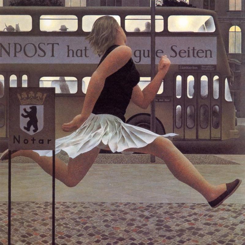 Berlin Bus, De