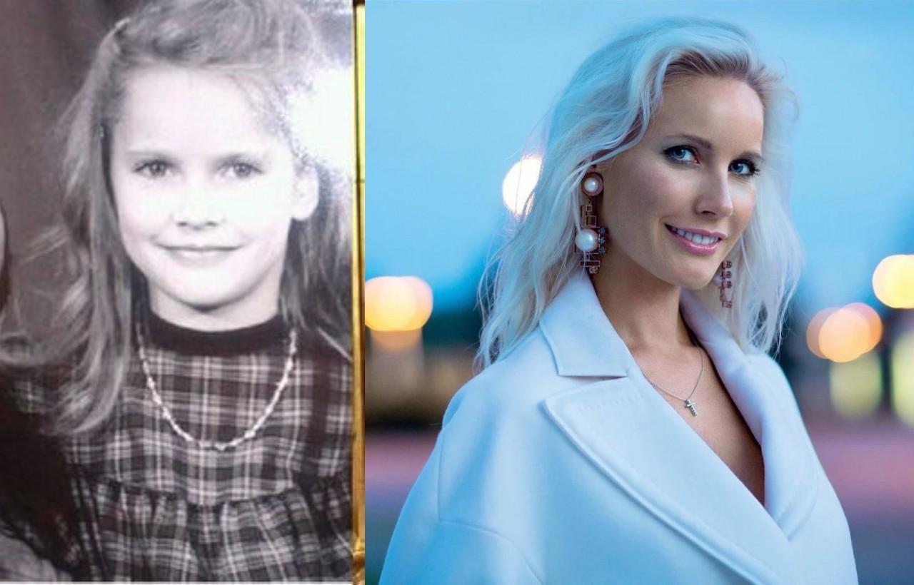 Елена Летучая (38 лет) люди, телеведущие, телевизор, тогда и сейчас