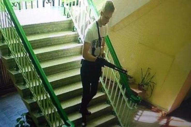 Керченский убийца посещал Ук…