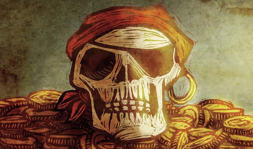 Евгений Тарло. Ударить пиратством по экономике США не выйдет. Ударим по своей