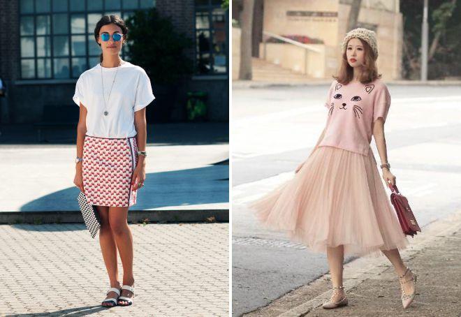 одежда для девушек в стиле оверсайз
