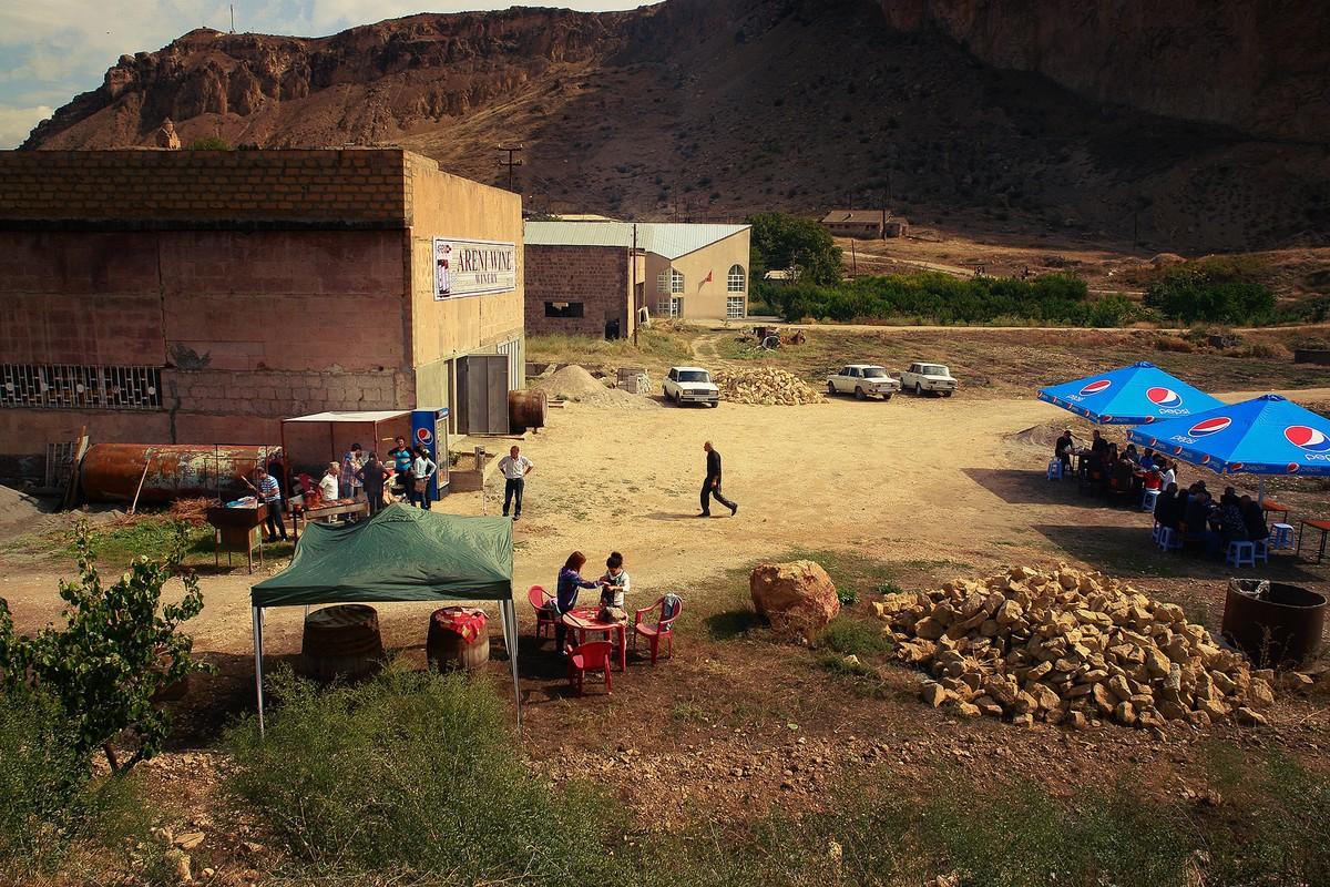 Areni22 Фестиваль вина в армянском Арени