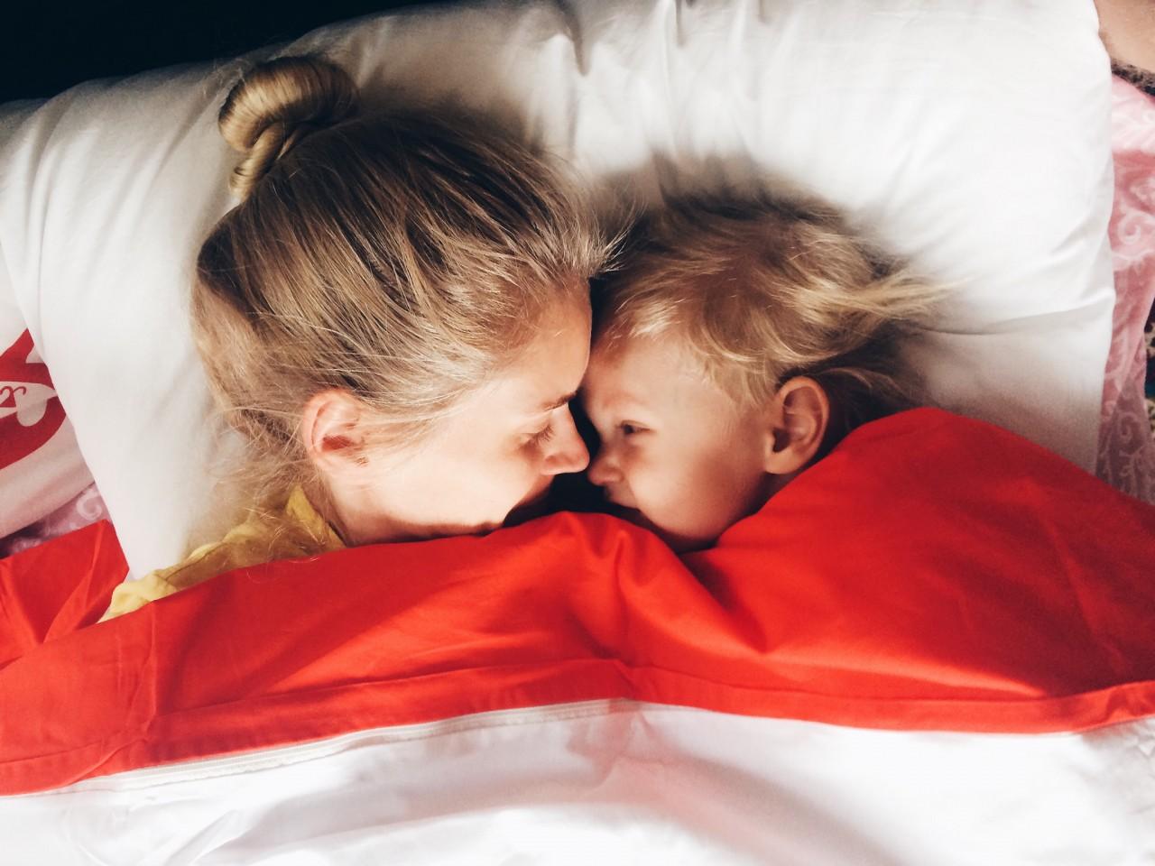 Материнство: ожидание vs. реальность