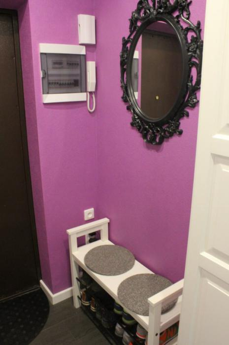 Ванная, кухня, с\у, коридор-окончание ремонта.