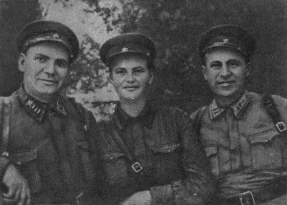 Как 20-летняя девушка в одиночку уничтожила взвод нацистов