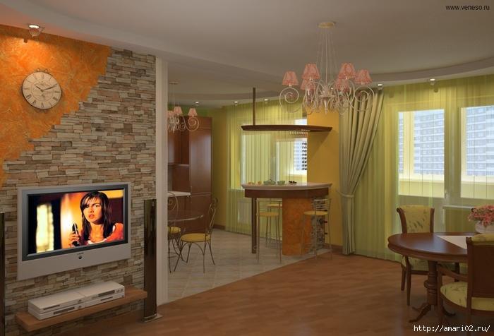 Как самой сделать дизаин квартиры - Temperie.Ru