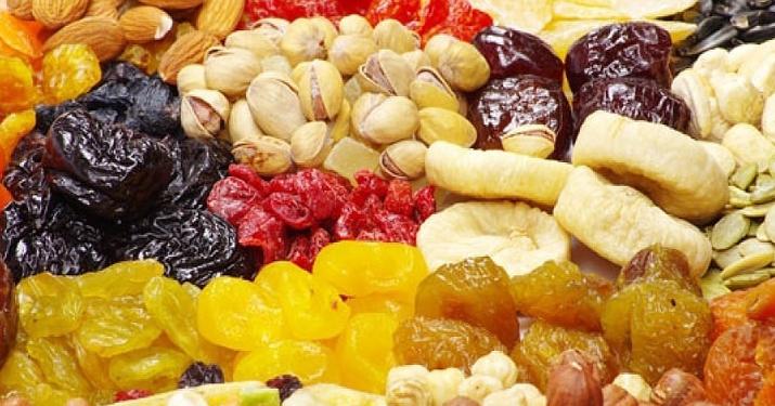 Сушёные витамины