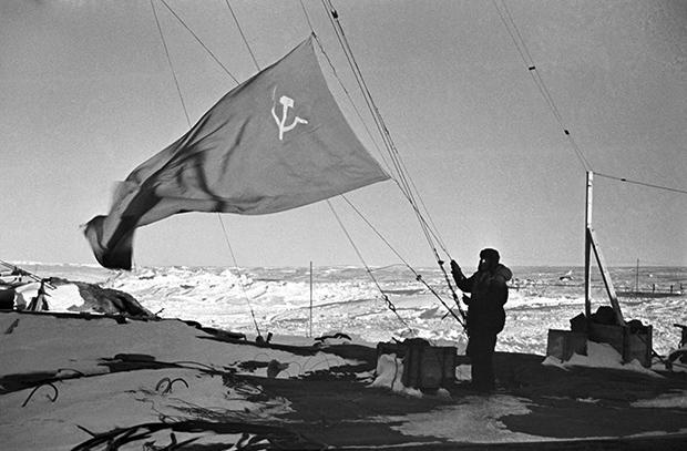 Ледяная доктрина СССР