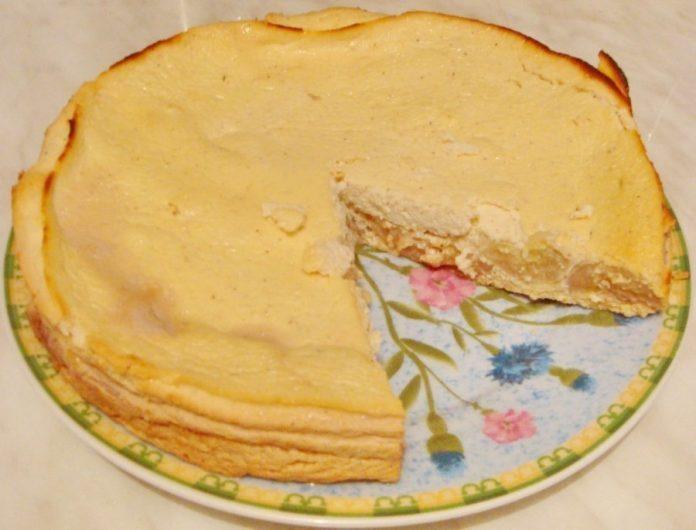 Банановая запеканка с йогуртом «Идеальное утро». Попробовала в Турции и влюбилась