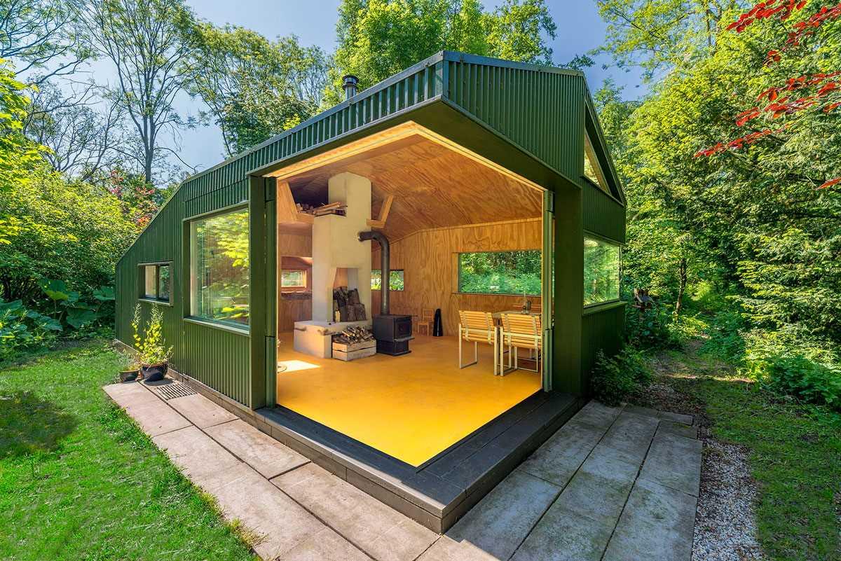 Дома дачные с дизайном