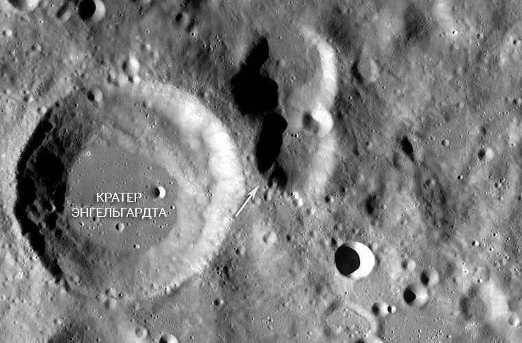 Путеводитель по главным достопримечательностям Луны