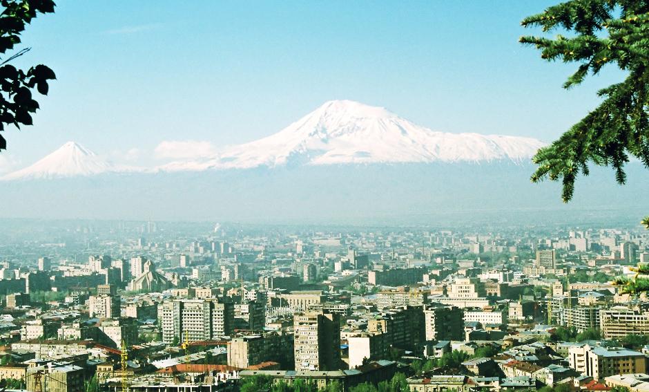 Два дня в Ереване