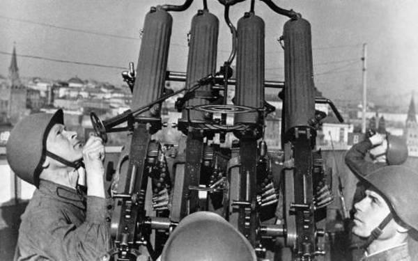 Неожиданная война гитлеровской Германии с СССР. Часть 19. ПВО