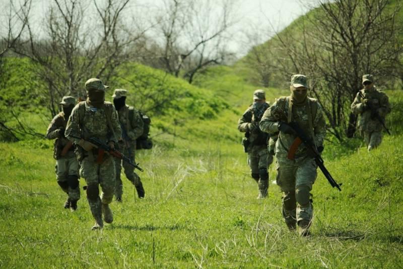Луганск обвинил командование ВСУ в переброске диверсантов