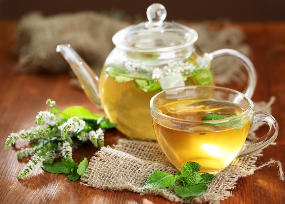 Если вы любите травяные чаи, воспользуйтесь этим советом...
