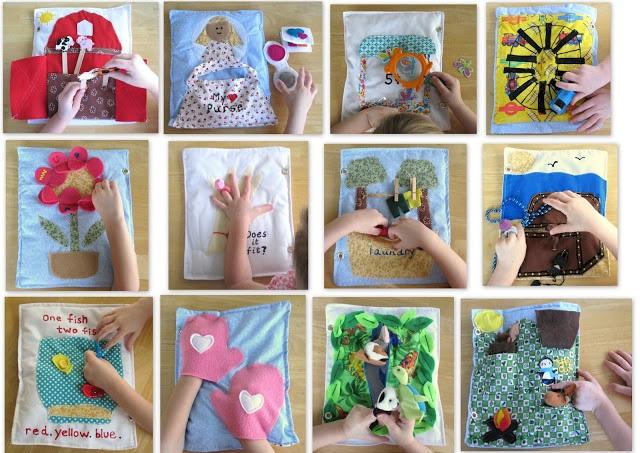 Идеи для книжки малышки своими руками