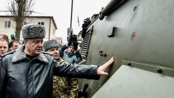 Бюджет гражданской войны во имя кармана Порошенко