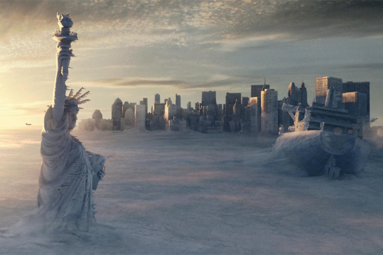 Генерал Мороз проснулся: зима в США начнётся с российского газа