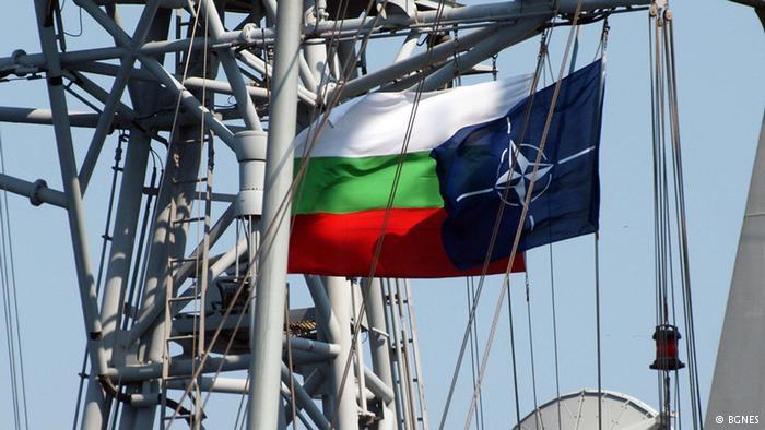 Болгария - передний край НАТО в украинском конфликте