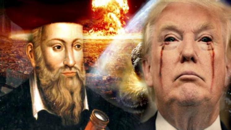 Трамп: признание «князем мира сего»