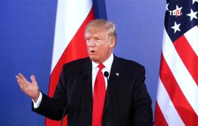 Кремль не согласен со словами Трампа о дестабилизирующих действиях России