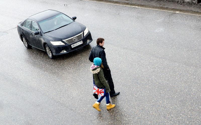 МВД хочет повысить штрафы для пешеходов