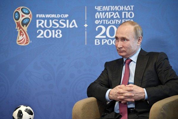 «Спасибо вам за такие слова и будущий праздник» - иностранцы высоко оценили речь Владимира Путина