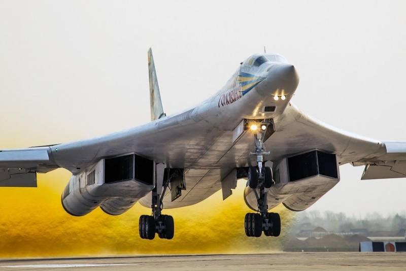 Ту-160: музейный экспонат или чудо техники?