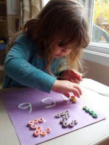Развитие пространственного мышления у детей