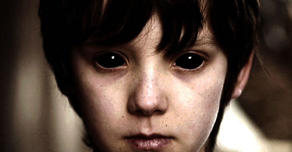 Дети с черными глазами и люд…