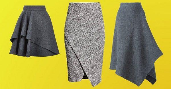 11 интересных идей женских юбок