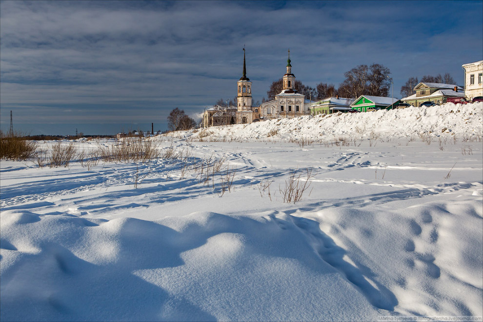 Ильинская церковь.