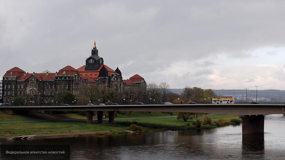 Дрезден помнит Путина: немцы…