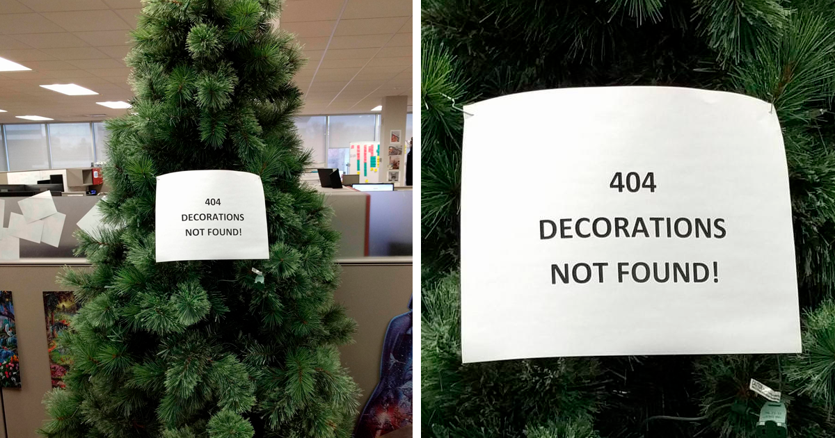 101 Times People Took Their Christmas Trees To Another Level