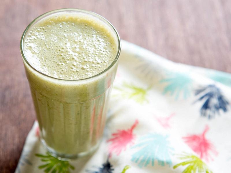 Зеленый кефир - простое домашнее средство для похудения и оздоровления!