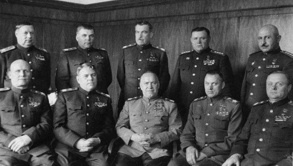 Сколько всего военачальников потерял СССР за период Великой Отечественной войны?