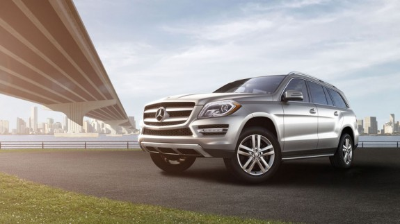 У вседорожников Mercedes меньше всего шансов быть найденными после угона