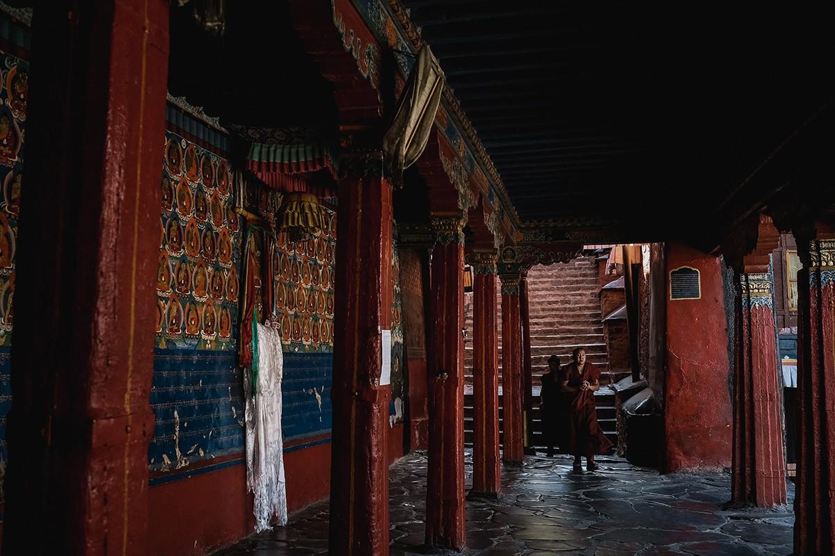 shigadze24 В поисках волшебства: Шигадзе, резиденция Панчен ламы и китайский рынок