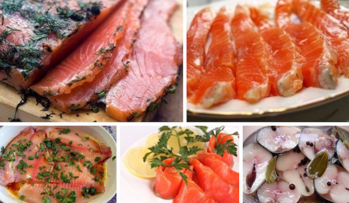 9 невероятно вкусных маринадов для рыбы. Рецепты для Ценителей этого продукта!
