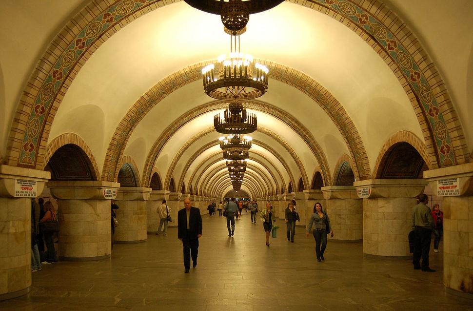 MetroStations16 17 самых волшебных станций метро со всего мира