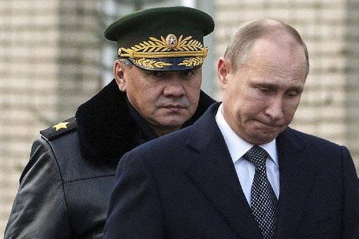 ФСБ провела крупную операцию в ведомстве Шойгу