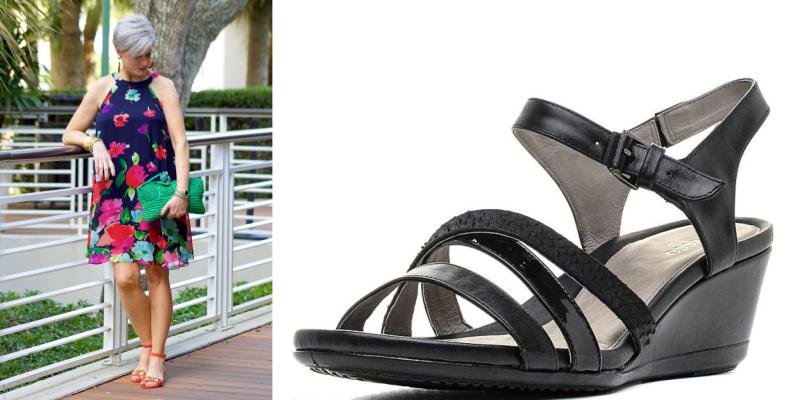 модная летняя обувь 2018